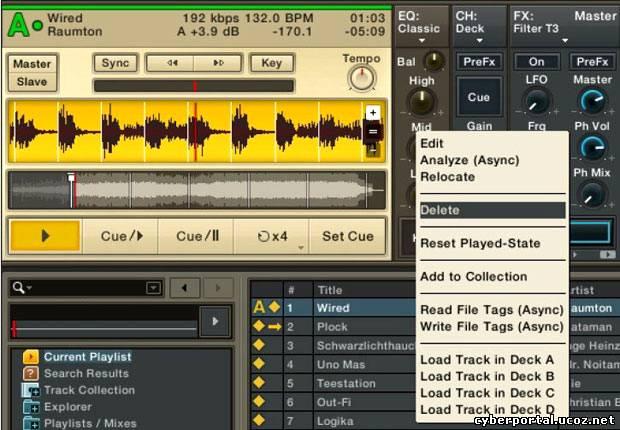 Tracktor dj studio v3 3 2 crack скачать бесплатно.